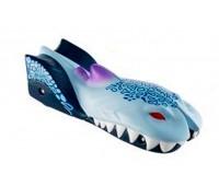 DJC20-3. Машинка серии Молниеносные половинки Shark Tearor. Hot Wheels