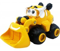 80403. Погрузчик Ренди, инерционная техника САТ для малышей , 9 см. Toy State