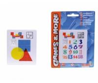 604 6381. Пятнашки, 10×12 см. Games & more. Simba
