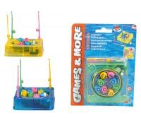 606 2999. Рыболов, 10 × 10 см. Games & more. Simba