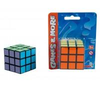 613 1786. Головоломка Кубик, 6 × 6 см. Games & more. Simba