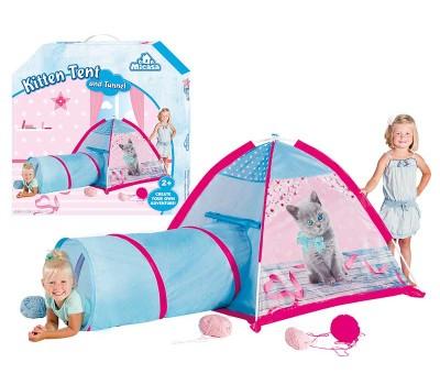 413-16u. Палатка Котенок с тоннелем, Five Star . Micasa