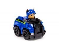 SM16605-8. «Щенячий патруль»: спасательный автомобиль 'Pull-Back', Гонщик-тайный агент. PAW Patrol.