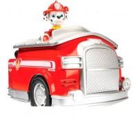 """SM16603-2. «Щенячий патруль»: спасательный автомобиль-трансформер с фигуркой """"Маршал"""". Paw Patrol"""