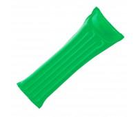 59703-4. Матрас надувной пляжный с подголовником (зеленый). Intex