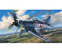 63983 Model Set Самолет Vought F4U-1D CORSAIR; 1:72, Revell