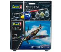 63953 Model Set Истребитель Spitfire Mk.IIa, 1:72, Revell