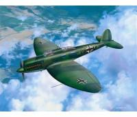 63962 Model Set Самолет Бомбардировщик-разведчик Heinkel He70 F-2; 1:72, Revell