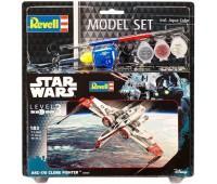 63608 Model Set Космический корабль ARC-170 Fighter, 1:83, Revell