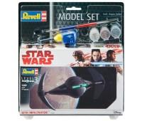 63612 Model Set Sith Infiltrator (Ситхский лазутчик), 1:241, Revell