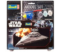 63609 Model Set Космический корабль Imperial Star Destroyer, 1:12300, Revell