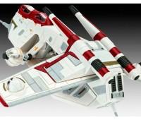 63613 Model Set Республиканский боевой корабль (Republic Gunship), 1:172, Revell