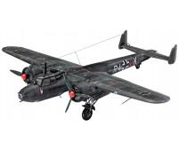 63933 Model Set Истребитель Dornier Do 17 Z-10 Kauz, 1:72, Revell