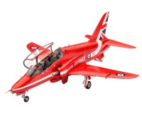 64921 Model Set Самолет BAe Hawk T.1 Red Arrows; 1:72, Revell