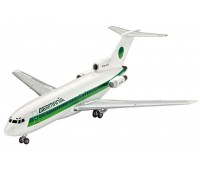 63946 Model Set Самолет Boeing 727-100 Germania, 1:144 Revell