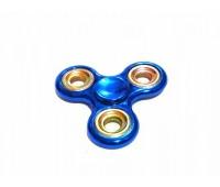 SP101114. Спиннер синий металлик