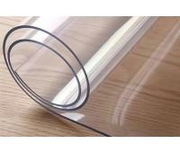 Силиконовая  скатерть, мягкое стекло глянцевое, 2,5 мм