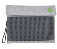 WY-B010Vu. Клатч для планшета Upixel-Сірий. Upixel
