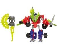 A6149-3. Конструктор Трансформеры 4: Констракт-Боты: Воины, Оптимус Прайм и Жующий динозавр. Transformers. Hasbro
