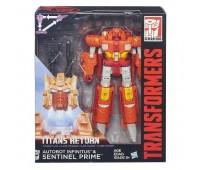 B7769. ТРАНСФОРМЕРЫ ДЖЕНЕРЭЙШНС: Войны Титанов Вояджер. Transformers. Hasbro