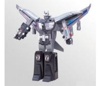 X-bot. Робот-трансформер - Джамбобот. HW98021-AR