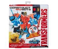 A6149. Конструктор Трансформеры 4: Констракт-Боты: Воины. Transformers. Hasbro