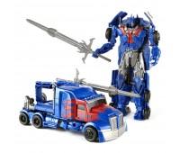 A6143-2. Трансформеры 4 Флип-энд-Чэндж, Оптимус прайм. Transformers. Hasbro