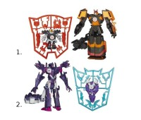 B0765. Трансформеры Роботс-ин-Дисгайз Миникон Деплойерс. Transformers. Hasbro