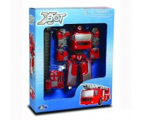 X-bot. Робот-трансформер - Пожарная машина. 80040R
