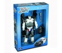 X-bot. Робот-трансформер - Полиция. 80030R