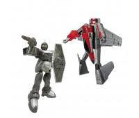 X-bot. Игровой набор - Робот-Трансформер, Самолет, Воин. 82020R
