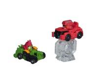 A8385-2. Набор Angry Birds Трансформеры, Sentinel Prime vs. Deceptihog Bludgeon. Transformers. Hasbro