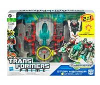 Hasbro. Transformers. Трансформеры Прайм. Сайберверс. Транспортное средство. 38003