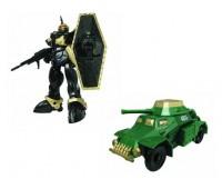 X-bot. Игровой набор - Робот-Трансформер, танк, воин. 82010R