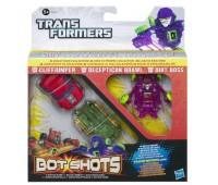 Hasbro. Transformers. Трансформеры Бот Шотс, 3 фигурки в наборе, в ассорт. A2578