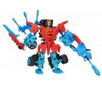 A6149-2. Конструктор Трансформеры 4: Констракт-Боты: Воины, Дрифт и Буйный динозавр. Transformers. Hasbro