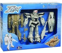 X-bot. Робот -трансформер, Танк, Воин. 82030R