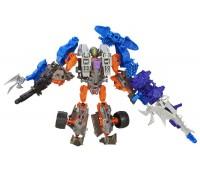 A6149-1. Конструктор Трансформеры 4: Констракт-Боты: Воины, Локдаун и Когтистый динозавр. Transformers. Hasbro