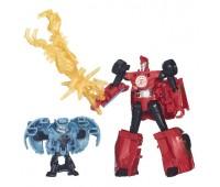 B4713. Трансформеры Роботы под прикрытием: Миниконы Бетл-Пекс. Transformers. Hasbro