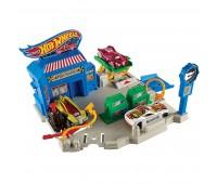 BGH94-4. Roadside repair, Игровой набор Автосервис. Hot Wheels