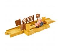 CDP73-1. Игровой набор Мир Тачек, Mattel, Дрифт на льду. Hot Wheels
