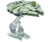 """CGW52-5. Звездолет с фильма """" Звездные Войны """" в ас. (15), Millennium Falcon. Hot Wheels"""