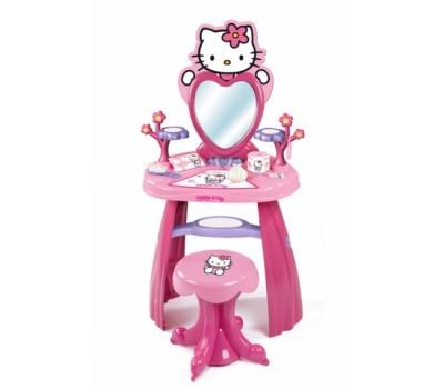 Smoby. Bao. Столик Hello Kitty для девочки с аксессуарами. 024644