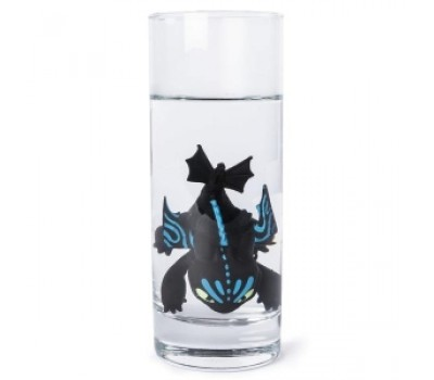 SM66628/7861. «Как приручить дракона 3»: мини-дракон Беззубик, что светится под водой. Spin Master