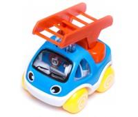 57036-2 Пожарная, быстрый помощник, инерционная машинка, BeBeLino