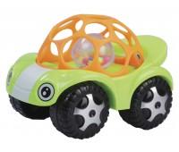 58081-2 Машинка-Мячик 2 в 1 (зеленая), BeBeLino