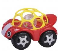 58081-1 Машинка-Мячик 2 в 1 (красная), BeBeLino