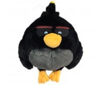 PT1512132. Рюкзак плюшевый Angry Birds Бомб. Spin Master
