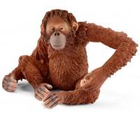 14775 Орангутан (самка), игрушка-фигурка, Schleich