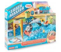 CDB60. Моторизированный набор Вперед за сокровищами, Thomas & friends, серия TrackMaster. Fisher-Price
